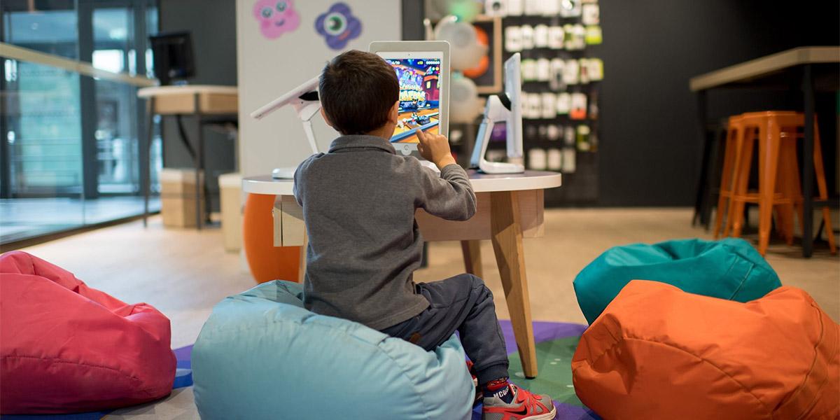 Tehnologia potrivită pentru copilul tău